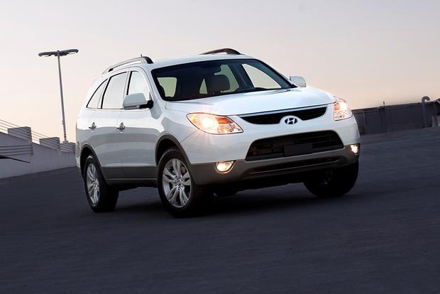 2012 Hyundai Veracruz: New Car Review featured image large thumb8