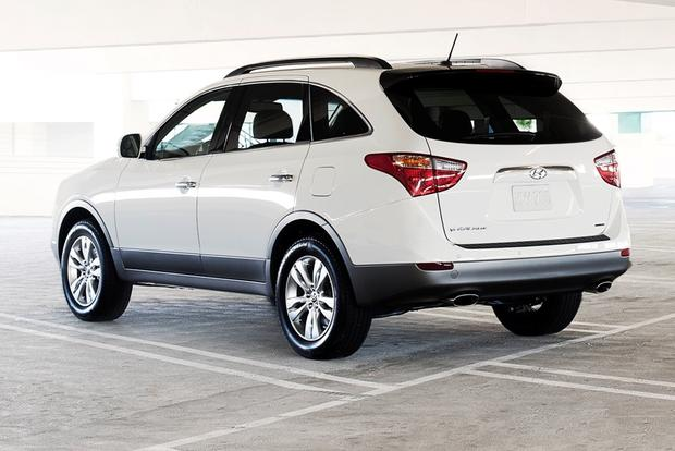 2012 Hyundai Veracruz: New Car Review featured image large thumb9