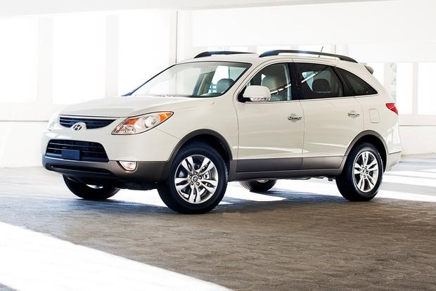 2012 Hyundai Veracruz: New Car Review featured image large thumb10