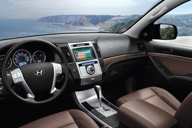 2012 Hyundai Veracruz: New Car Review featured image large thumb13