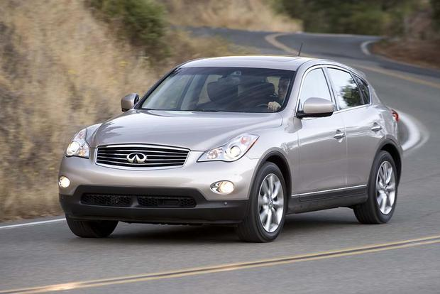 2011 infiniti ex35 used car review autotrader. Black Bedroom Furniture Sets. Home Design Ideas