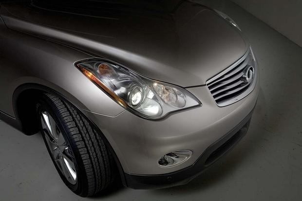 2012 Infiniti EX35: Used Car Review featured image large thumb6