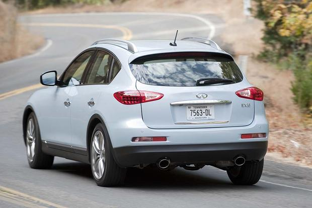 2012 Infiniti Ex35 Used Car Review Autotrader