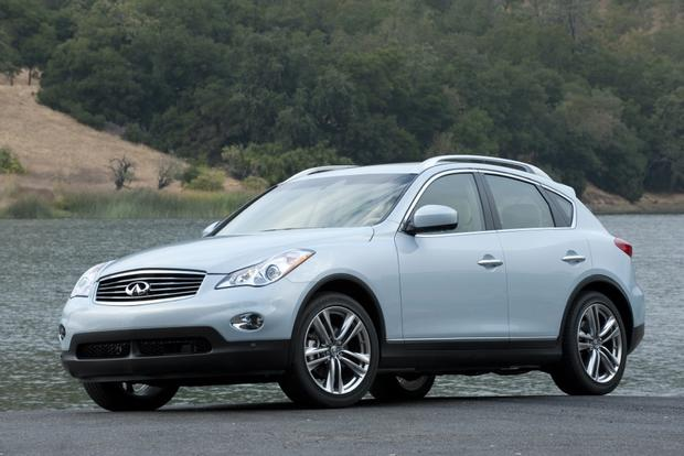 2013 Infiniti EX37: New Car Review featured image large thumb0