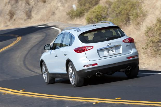 2013 Infiniti EX37: New Car Review featured image large thumb2