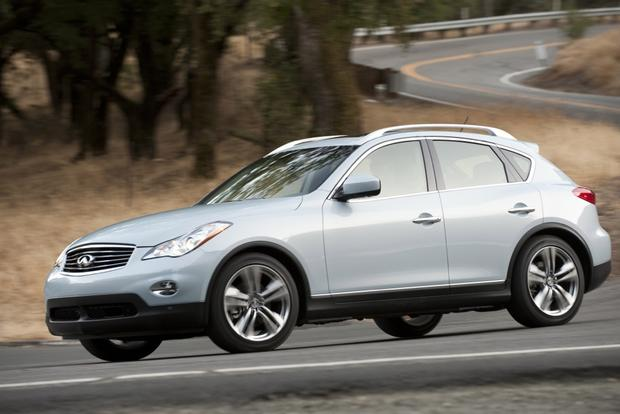 2013 Infiniti EX37: New Car Review featured image large thumb3