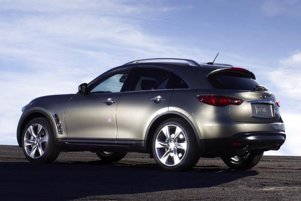 Infiniti suv review