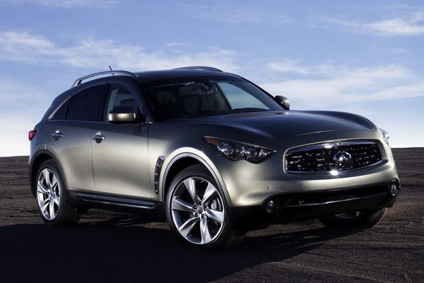 2009 Infiniti FX: Used Car Review featured image large thumb1