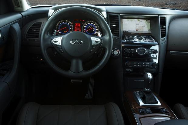 2009 Infiniti FX: Used Car Review featured image large thumb3