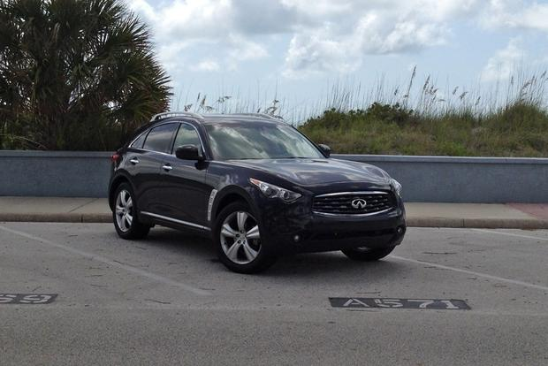 2011 Certified Infiniti FX35: Family of 3 Road Trip featured image large thumb3