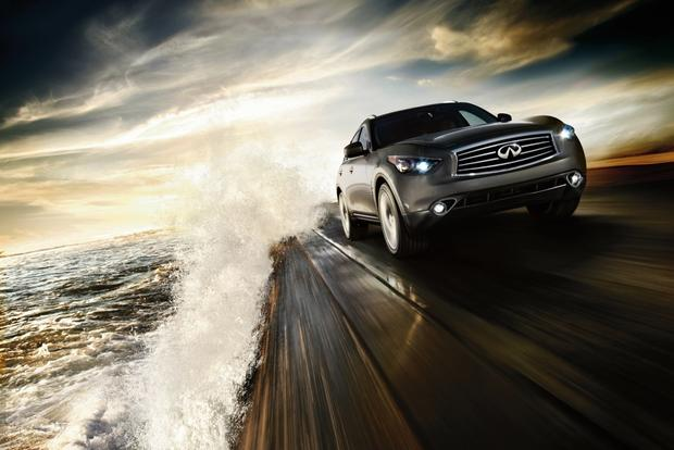 2013 Infiniti FX: New Car Review featured image large thumb3