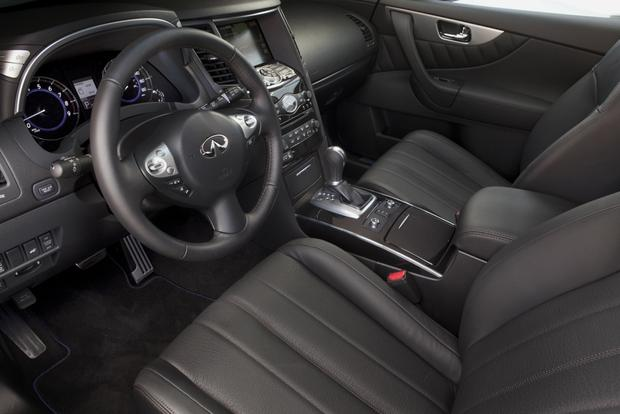 2013 Infiniti FX: New Car Review featured image large thumb9