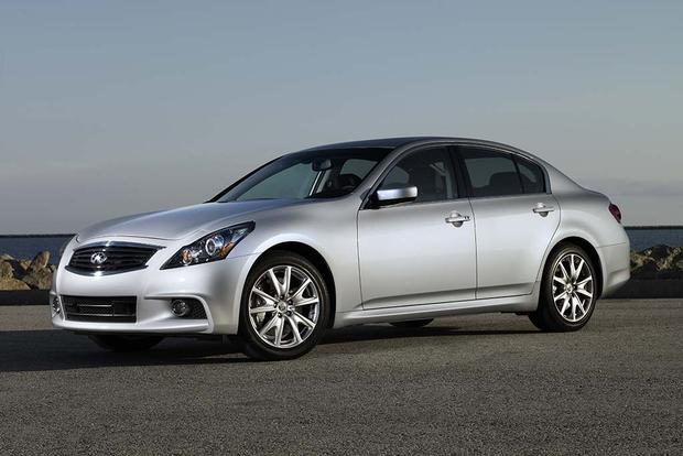2011 Infiniti G37 Sedan: Used Car Review featured image large thumb0