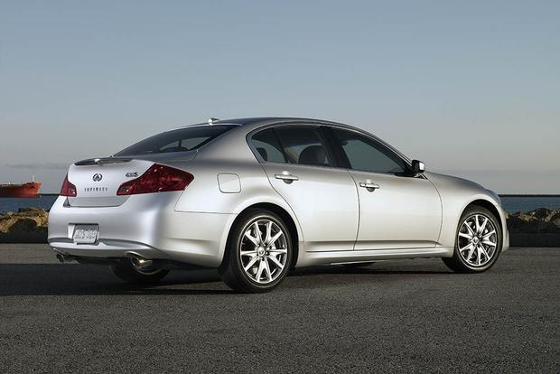 2011 Infiniti G37 Sedan Used Car Review Autotrader