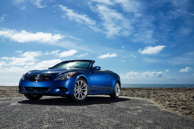 2013 Infiniti G Coupe & Convertible: New Car Review