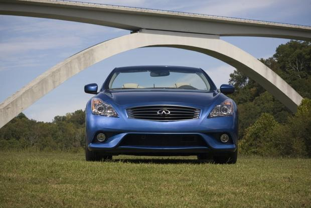 2013 Infiniti G Coupe & Convertible: New Car Review featured image large thumb1