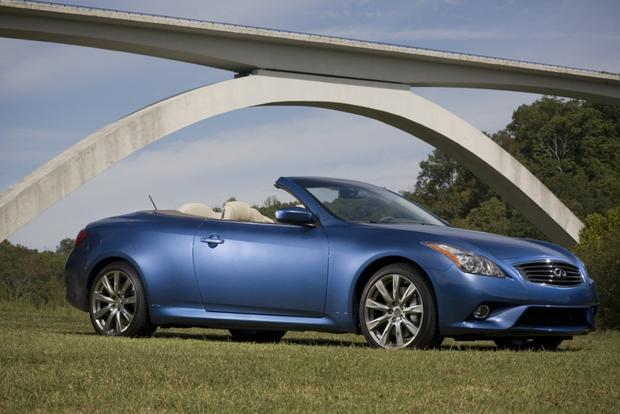 2013 Infiniti G Coupe Convertible New Car Review Autotrader