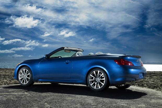2013 Infiniti G Coupe & Convertible: New Car Review featured image large thumb3