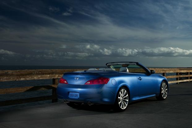 2013 Infiniti G Coupe & Convertible: New Car Review featured image large thumb4