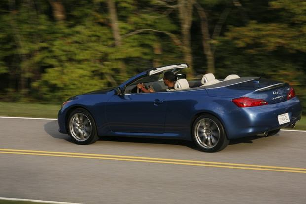 2013 Infiniti G Coupe & Convertible: New Car Review featured image large thumb5