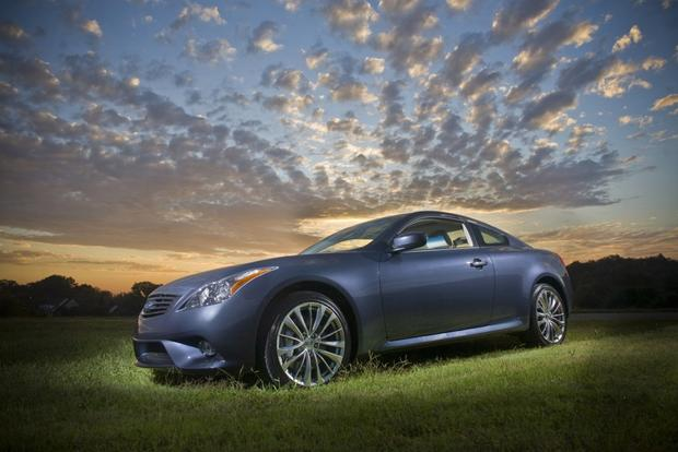 2013 Infiniti G Coupe & Convertible: New Car Review featured image large thumb7