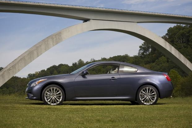 2013 Infiniti G Coupe & Convertible: New Car Review featured image large thumb10