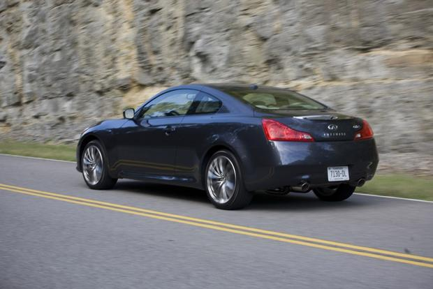 2013 Infiniti G Coupe & Convertible: New Car Review featured image large thumb11