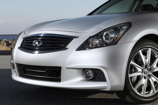2013 Infiniti G Sedan: New Car Review featured image large thumb2