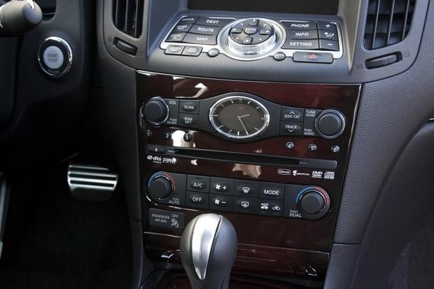 2013 Infiniti G Sedan: New Car Review featured image large thumb5
