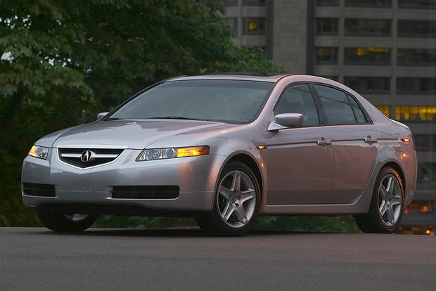 2003-2006 Infiniti G35 vs  2004-2008 Acura TL: Which Is