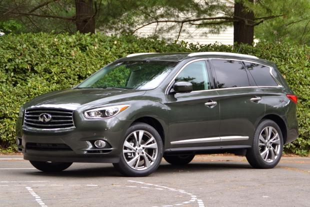 2013 Infiniti JX: New Car Review