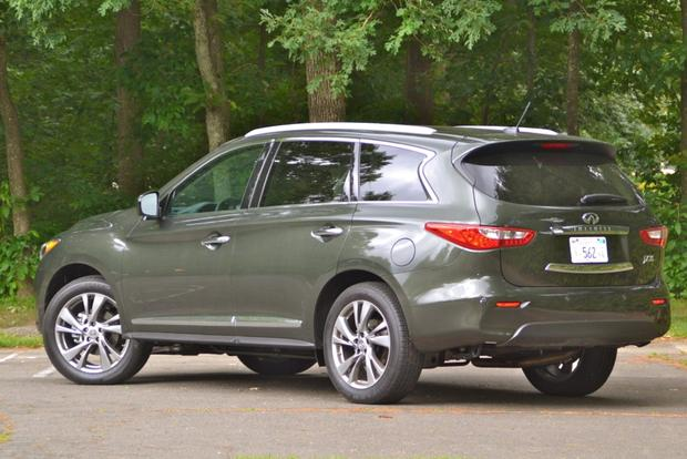 2013 Infiniti JX: New Car Review featured image large thumb1