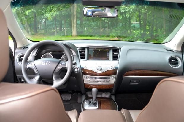 2013 Infiniti JX: New Car Review featured image large thumb6