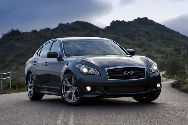 2014 Infiniti M Features Review