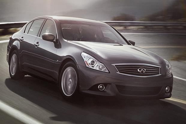 2015 Infiniti Q40 New Car Review Autotrader
