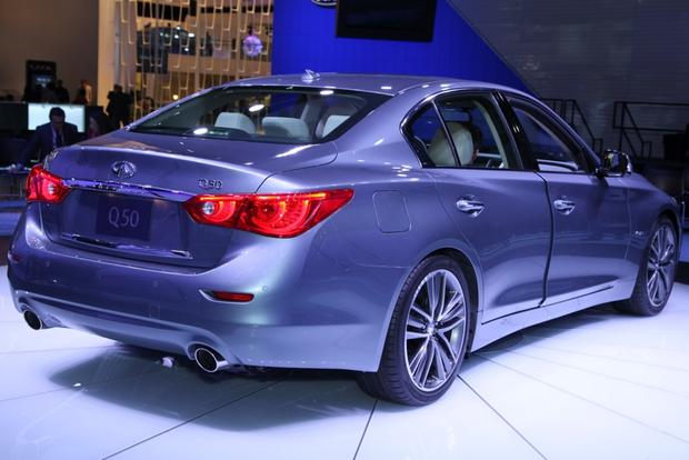 2014 Infiniti Q50: Detroit Auto Show featured image large thumb1