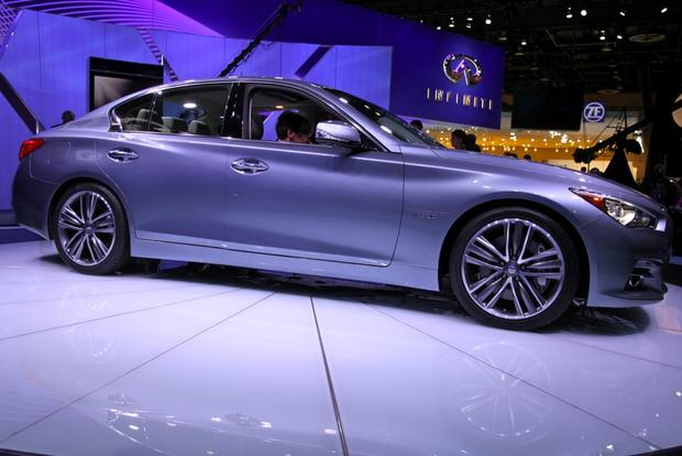 2014 Infiniti Q50: Detroit Auto Show featured image large thumb2