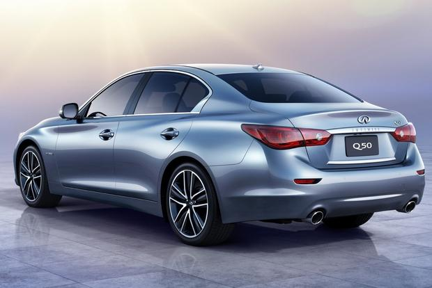 2014 Infiniti Q50 New Car Review Autotrader