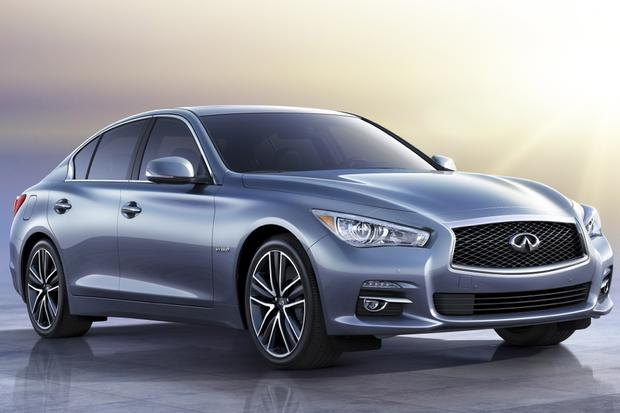 2014 Infiniti Q50: New Car Review featured image large thumb2