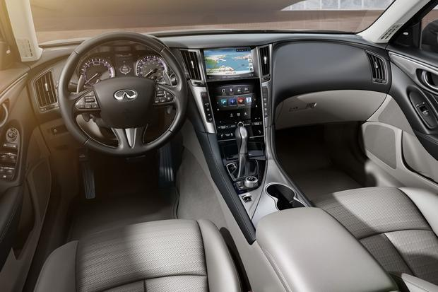 2014 Infiniti Q50 New Car Review Autotrader