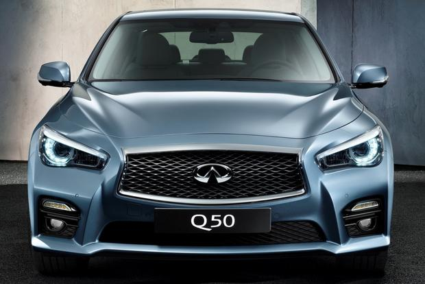 2014 Infiniti Q50: New Car Review featured image large thumb5
