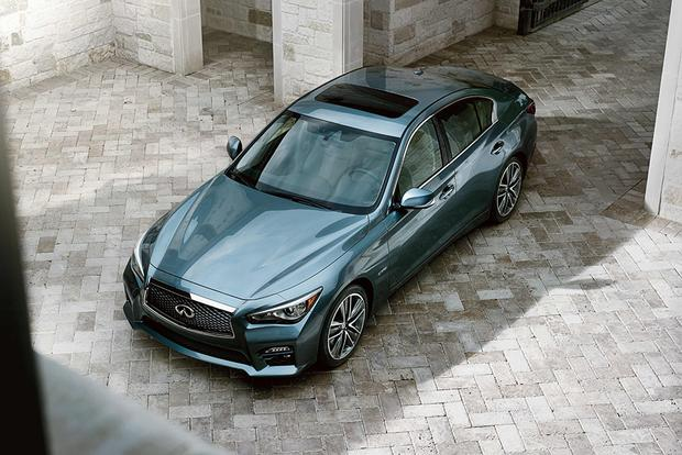 2015 Infiniti Q50: New Car Review featured image large thumb4