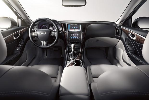 2015 infiniti q50 new car review autotrader. Black Bedroom Furniture Sets. Home Design Ideas