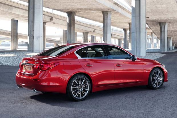 2016 Infiniti Q50: New Car Review featured image large thumb7