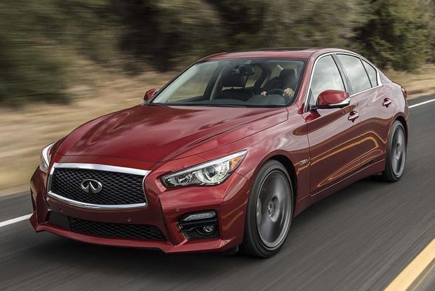 2016 Infiniti Q50: New Car Review featured image large thumb1