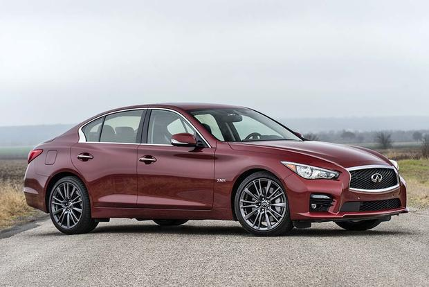 2016 Infiniti Q50: New Car Review