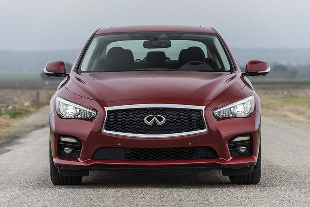 2016 Infiniti Q50: New Car Review featured image large thumb2