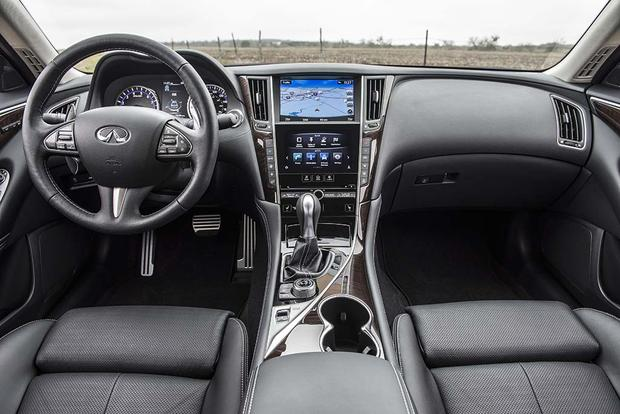 2016 Infiniti Q50: New Car Review featured image large thumb4