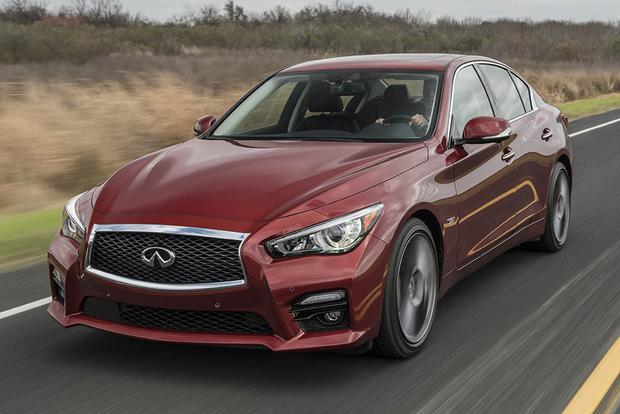 2017 Infiniti Q50: New Car Review featured image large thumb4
