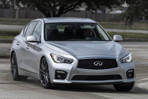 2017 Infiniti Q50: New Car Review